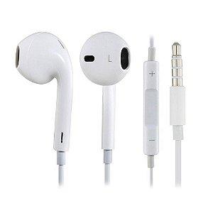 Fone de Ouvido In Ear Branco