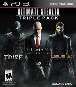 Ultimate Stealth Triple Pack - PS3