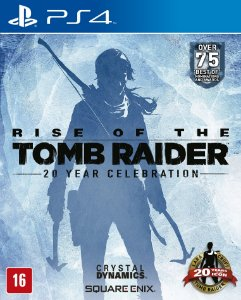 RISE OF TOMB RAIDER - PS4