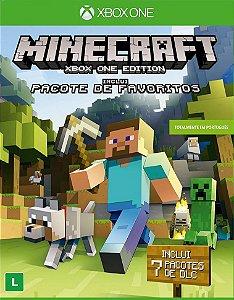 Minecraft: Xbox One Edition - XBOX ONE