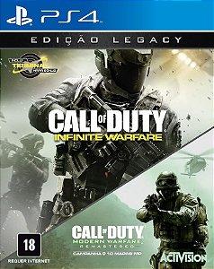 Call of Duty: infinite Warfare (Legacy Edition) - PS4