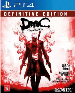 Devil May Cry (Definitive Edition) - PS4