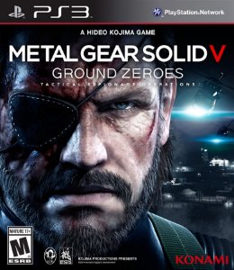 Metal Gear Solid V: Ground Zeroes - PS3