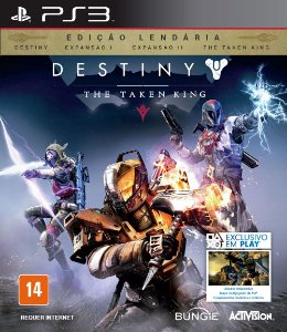 Destiny: The taken King (Edição Lendária) - PS3