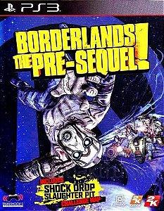 Borderlands: The Pre-Sequel (Edição de Pré-Venda) - PS3
