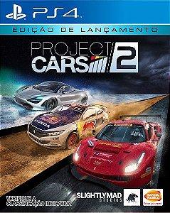 Project Cars 2 (Edição de Lançamento) - PS4