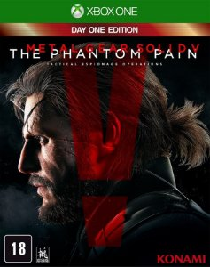 Metal Gear Solid V: The Phanton Pain (Day One Edition) - XBOX ONE