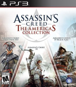 Assassin´s Creed: Americas Collection - PS3