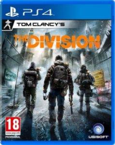 Tom Clancy´s: The Division - PS4