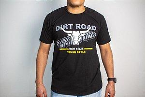 Camiseta Dirt Road Made in Mud