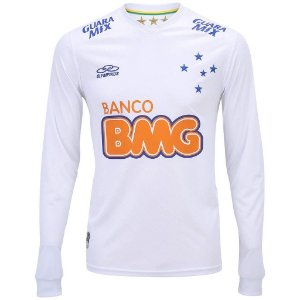 6df58f753befb Camisa do Cruzeiro I 2014 Manga Longa nº10 Olympikus - Tamanho GG