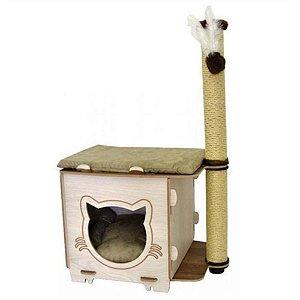 Arranhador Box para Gatos