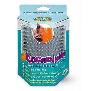Escova Massageadora Coçadinha