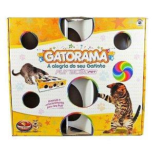 Gatorama Furacão Pet - Brinquedo Interativo
