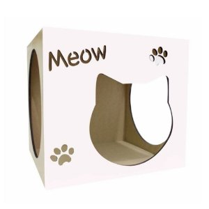 Nicho para Gatos Meow Branco