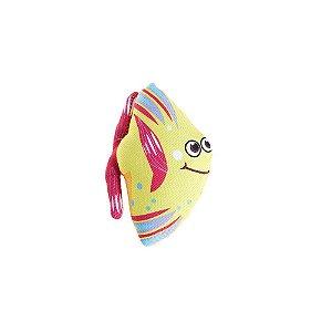 Peixe Amarelo com Catnip