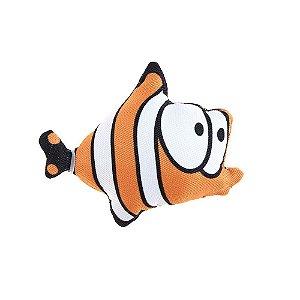 Peixinho Palhaço com Catnip