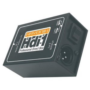 DIRECT BOX PASSIVO - HAYONIK - HDI-1