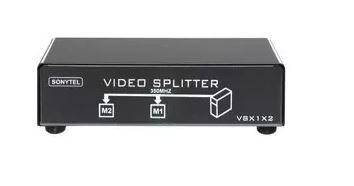 DISTRIBUIDOR DE SINAL VGA - SONYTEL - VSX 1X2