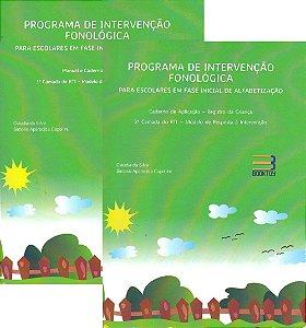 Programa de Intervenção Fonológica Para Escolares