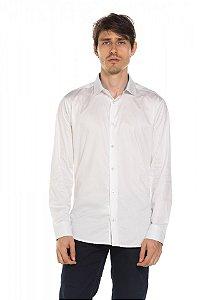 Camisa manga longa White