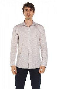 Camisa manga longa Xadrez - Astra