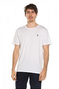 Camiseta Logo - Branca