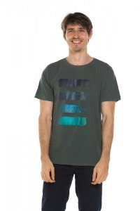 Camiseta Pantone - Dark Fern