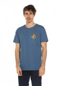 Camiseta Ilha caveira - St Tropaz