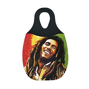 LIXEIRA DE CARRO EM NEOPRENE - Bob Marley