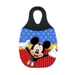 LIXEIRA DE CARRO EM NEOPRENE - Mickey Mouse