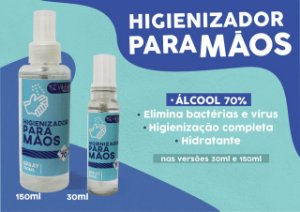 ALCOOL EM SPRAY 150ML