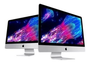 "iMac Apple MNEA2LL/A A1419 Tela de 27"" Intel Core i5 de 3.5GHz/8GB RAM/1TB HD – Prata"