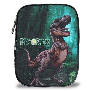 Estojo Escolar Infantil 100 Pens Dino-rex