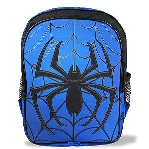 Mochila Escolar Infantil  de Costas Tamanho G Spider