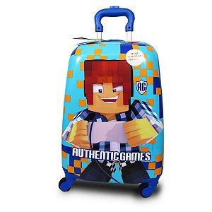 Mala Infantil Escolar De Bordo 360 Authentic Games Sestini