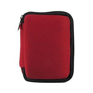 Capa Protetora Case Hd Externo Usb - Vermelha