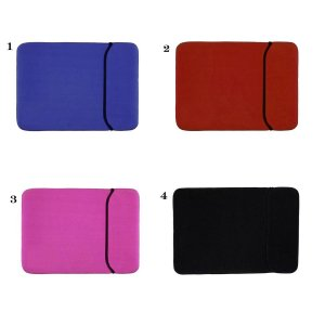 Atacado 4 unidades capa case para notebook cores a escolha