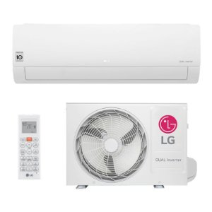 Ar Condicionado LG Split DUAL Inverter VOICE 12.000 BTUs - Frio
