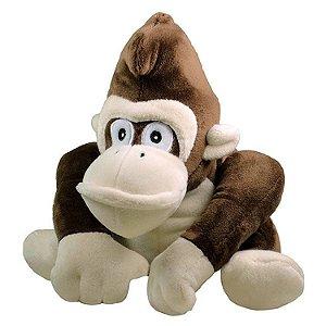 Brinquedo Pelúcia Gorila - Jambo Pet