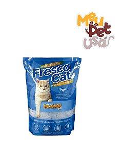 Cristais de Sílica Para Gatos Fresco Cat 1,8kg - Jambo Pet
