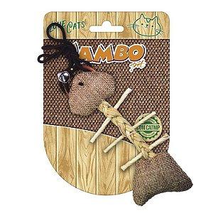 Brinquedo Jambo Peixe Natural