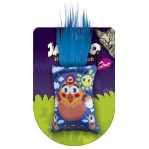 Brinquedo Para Gato Grafic Galinha Azul Jambo