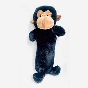 Brinquedo para cachorro Mordedor Monkey Fleece Grande Jambo