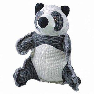 Brinquedo para Cachorro Pelúcia Premium Panda Canvas Jambo