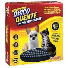 Disco Quente para Microondas Jambo Pet