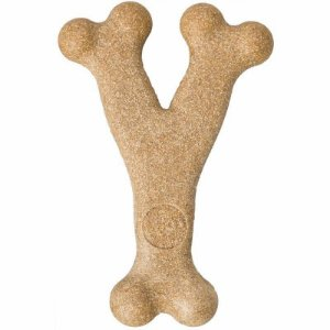 Mordedor de Cachorro Wishbone Bam-bones sabor Frango Peq