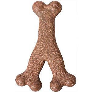Mordedor de Cachorro Wishbone Bam-bones sabor Bacon Peq