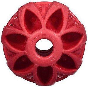 Brinquedo de cachorro Bola Megalast Ball Grande Vermelha JW