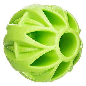 Brinquedo de cachorro Bola Megalast Ball Grande Verde JW